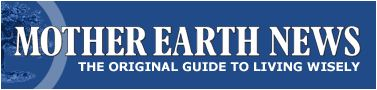 mother earth news button