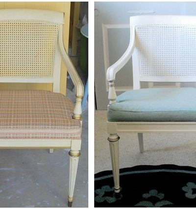 one fair chair before after