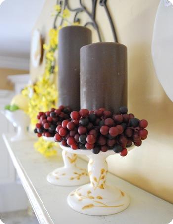cabernet candles