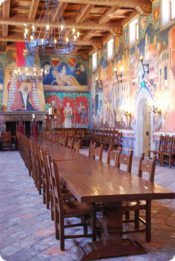 castle dining hall