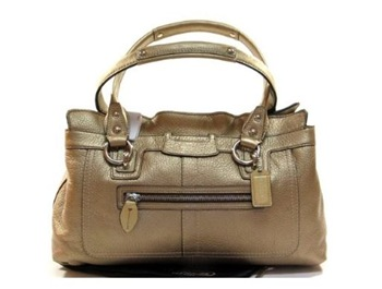 coach penelope shopper