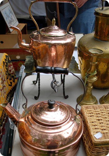 copper teakettles