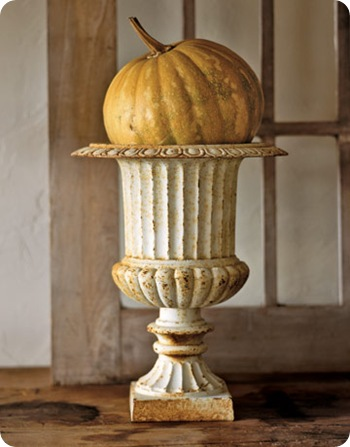 country living urn