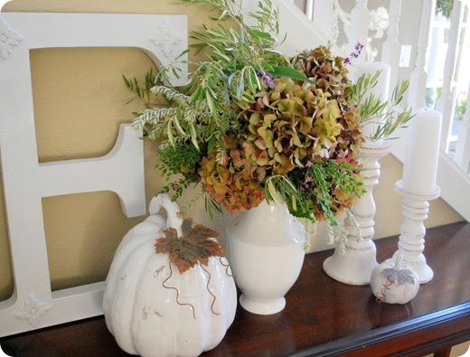 foyer flowers