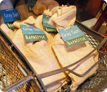 napastyle salts in burlap
