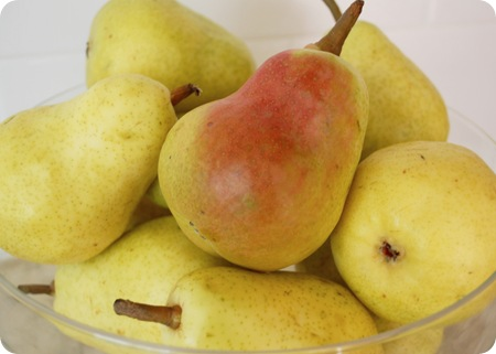 pears of close