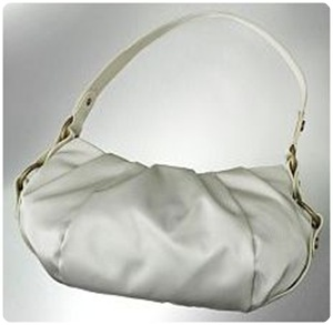 simply vera ruched hobo