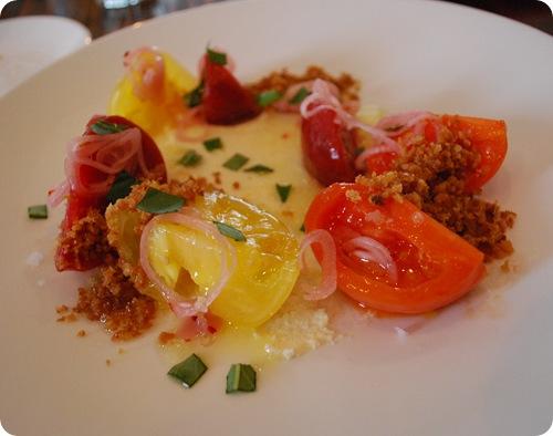 solbar heirloom tomatoes