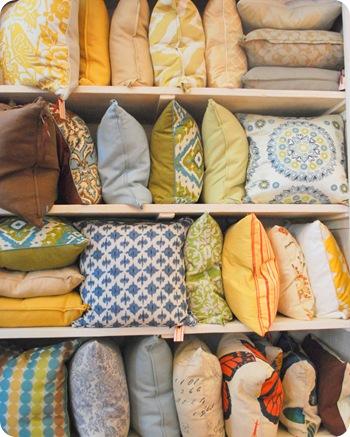 st helena pillows