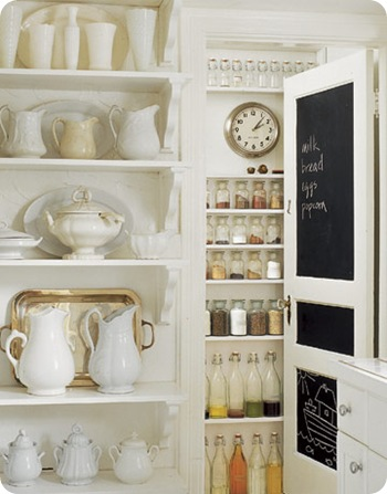 country living pantry