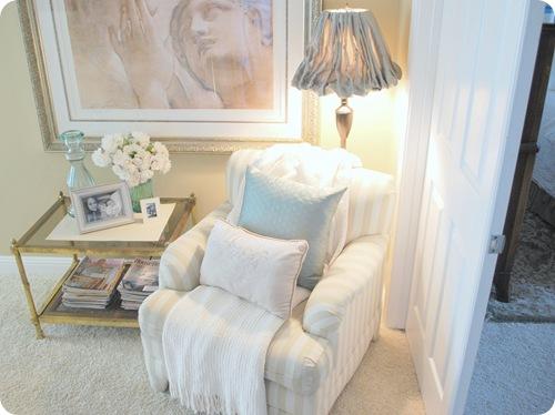 reading corner chair