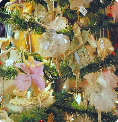 ballerina tree