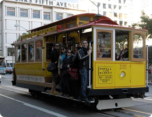 cable car union square