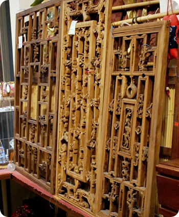 carved screens