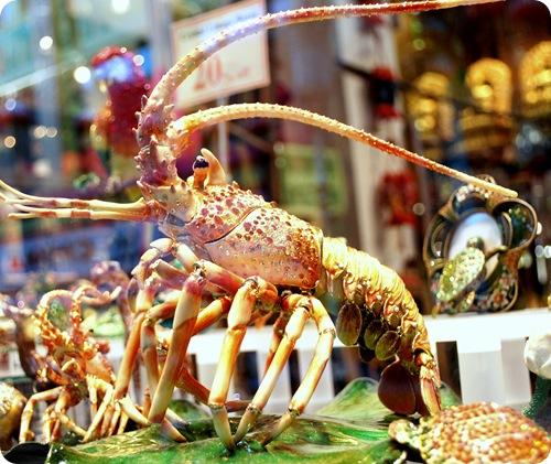 jeweled lobster