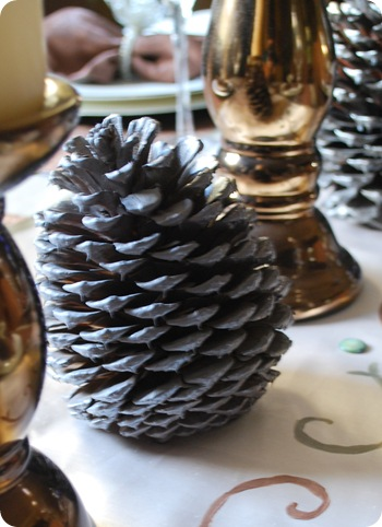london gray pinecone