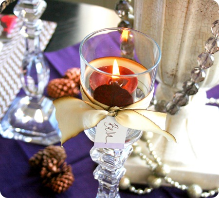 purple flame crop