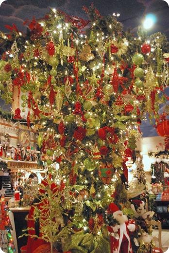 upsidedown tree
