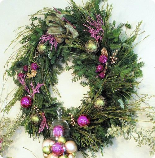 wreath after