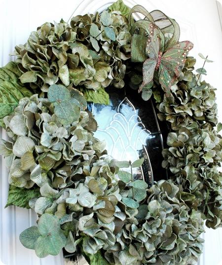 wreath glow