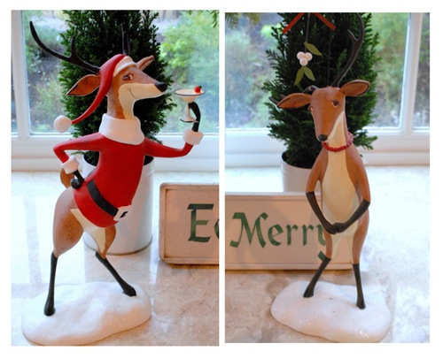 dasher and vixen