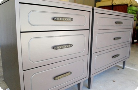 dressers after