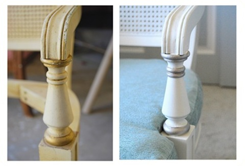 fair chair before and after detail