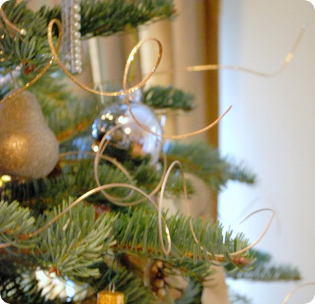 golden curls