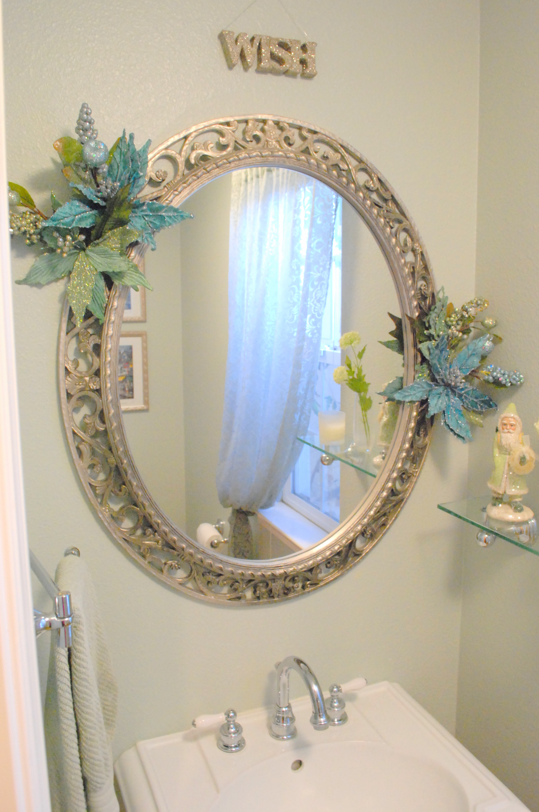 half bath downstairs