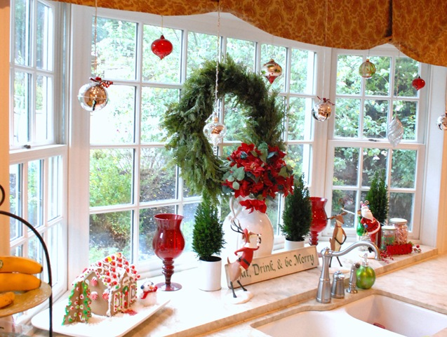 Sprouts: Country Christmas in Maine Part Two: Indoor ...
