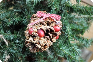 pinecone ornament 6