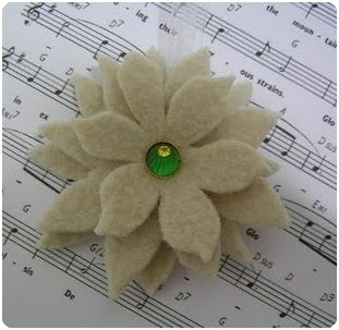 poinsettia ornament 26