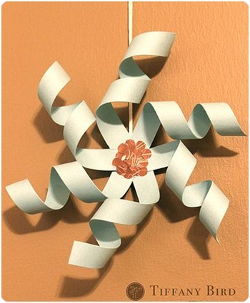snowflake twirl