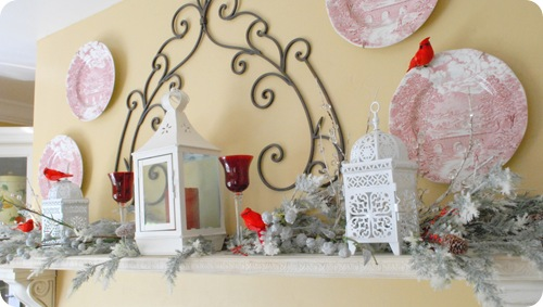winter mantlescape