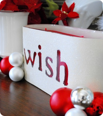 wish candle sparkle