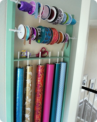 behind the door wrap organizer