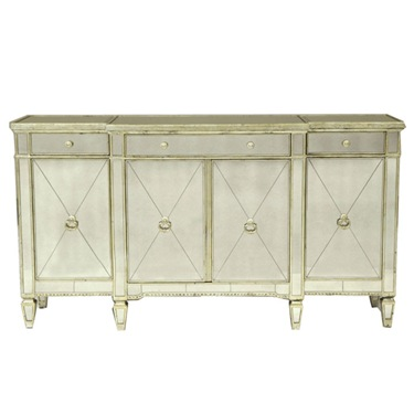 Design Fixation Metallic Finishes On Furniture