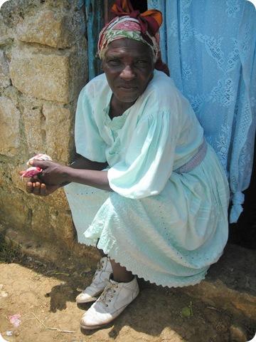 haitian woman 2