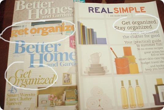 magazines copy