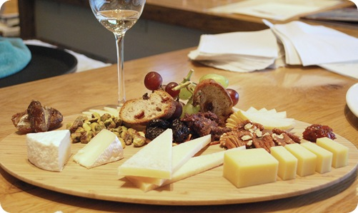 oxbow cheese platter