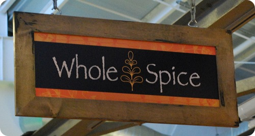 oxbow whole spice