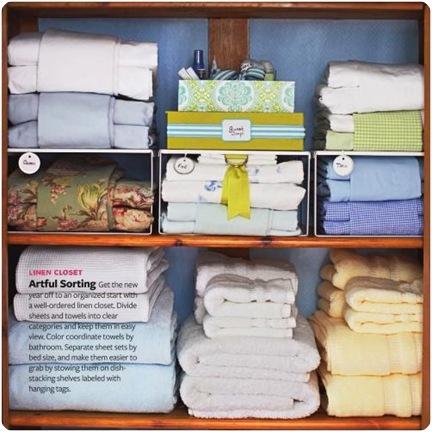 towel linen closet bhg