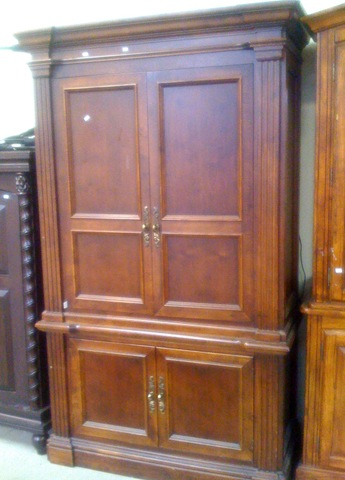 look at this perfect tv armoire you d pay ten times more in a
