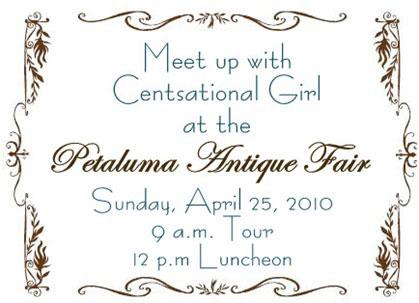 cg antique fair invite