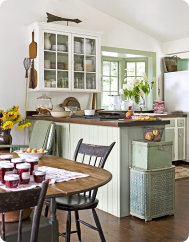 country living green island