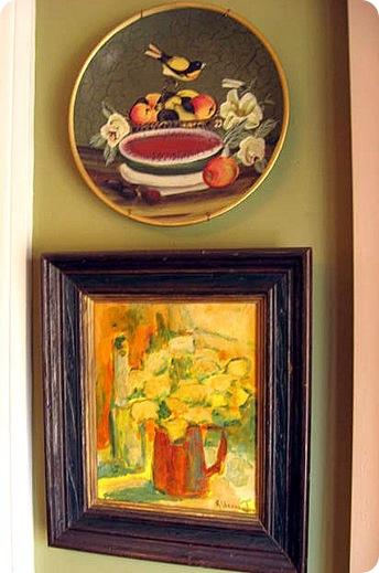 Thrift painting
