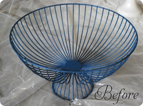 basket blue