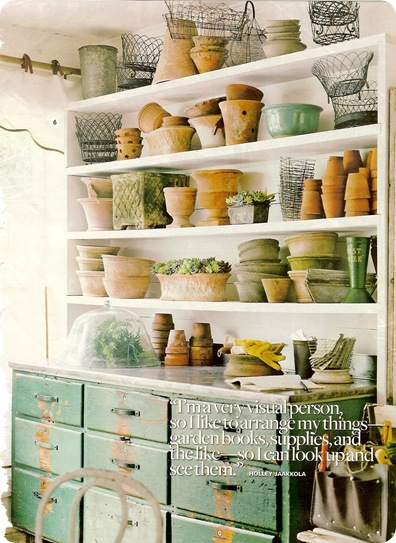 better homes and gardens march 09