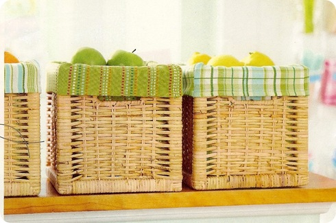 bhg kitchen towel liners