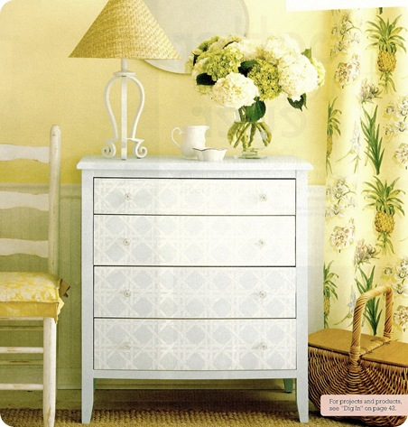 bhg wallpapered dresser